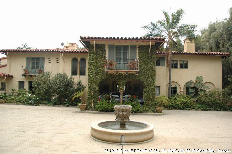 Private Wedding Estate Pasadena