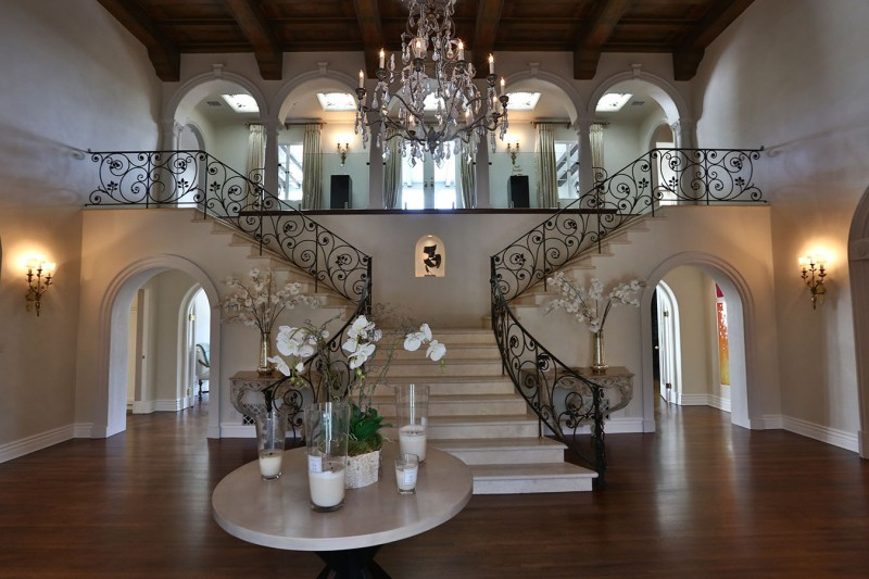 beverly hills mansion wedding venue in Beverly Hills