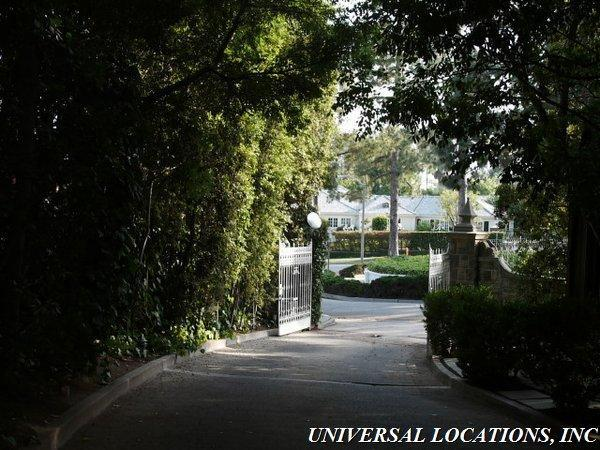 Wedding Estate English Mansion Beverly Hills