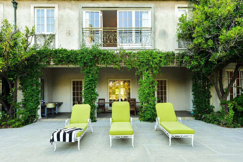 elegant private event estate rental los angeles
