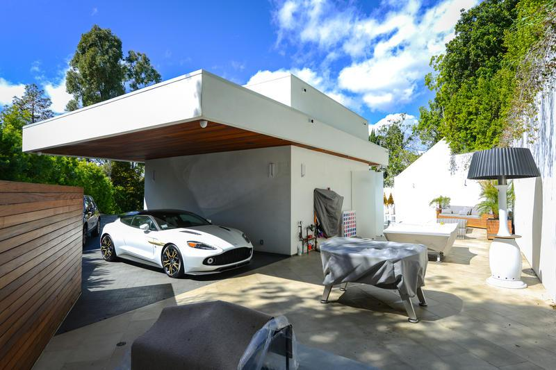 modern private estate rentals southern california