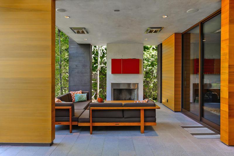 Modern Contemporary Home Los Angeles Event Rentals