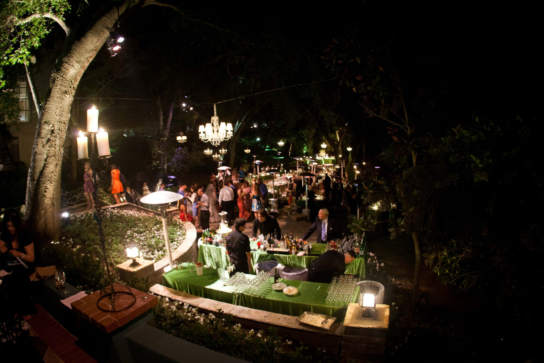 Elegant Private Estate Wedding Pasadena