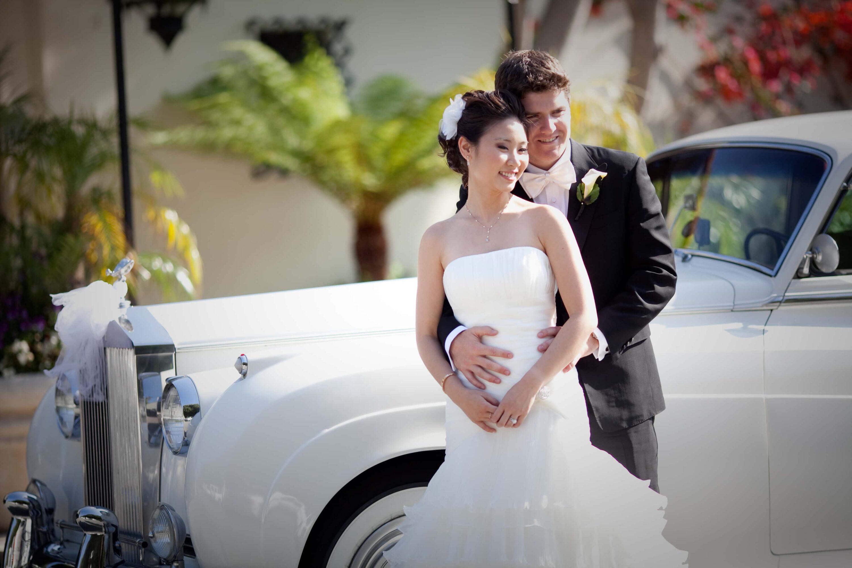 Beautiful Bel Air Bay Club Wedding